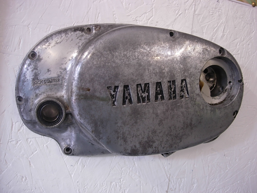 Yamaha XS650 Clutch Cover